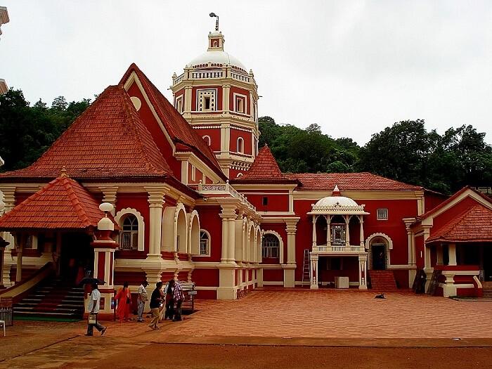 Shri-Shantadurga-TempleGoa
