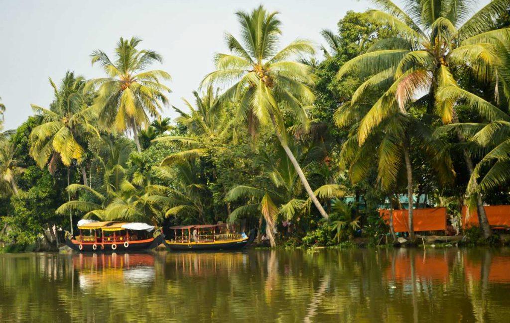 Backwaters of Kozhikode