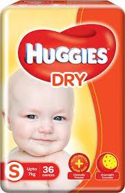 huggiesDry